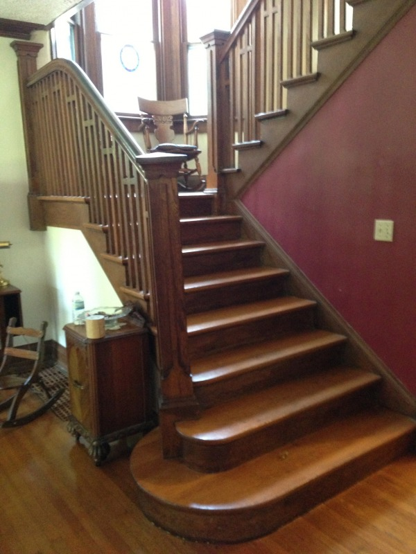 Image Original woodwork on s...