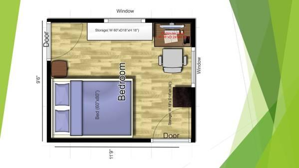 Image Bedroom redesign