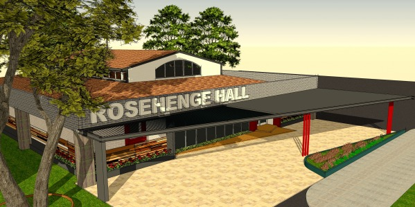 Image Rosehenge Hall Facelift