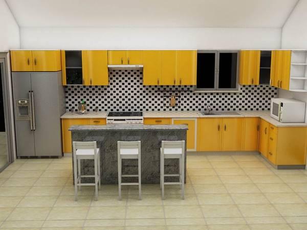 Image Florida Kitchen!