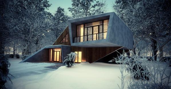 Image single family house