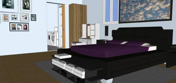 Image Northville Master Suite