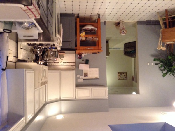 Image View of kitchen throug...