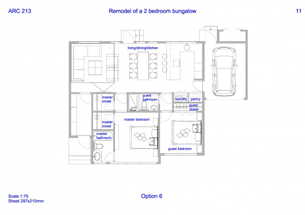 Image Remodel of a 2 bedroom... (1)