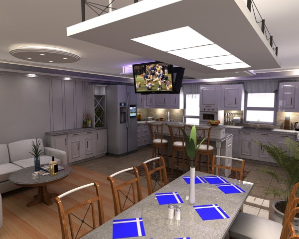 Image Modern Kitchen (1)