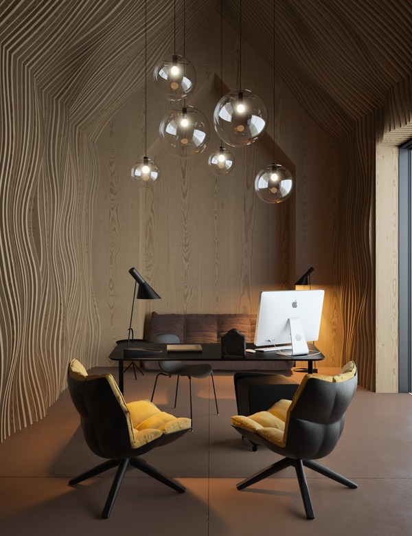Image Concept. Office