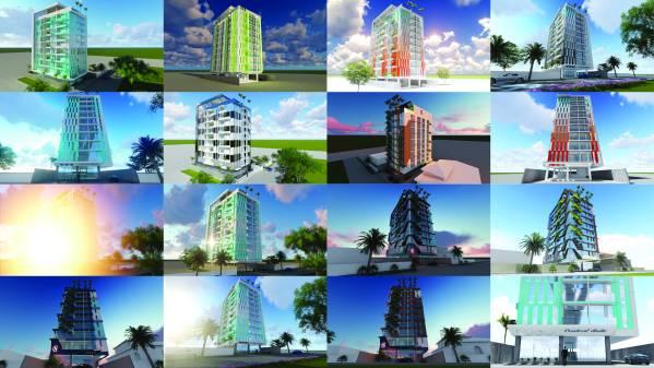 Image process variations