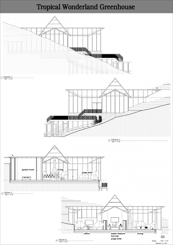 Image Elevations / Sections