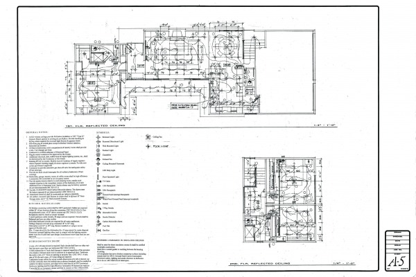 Image Electrical plan