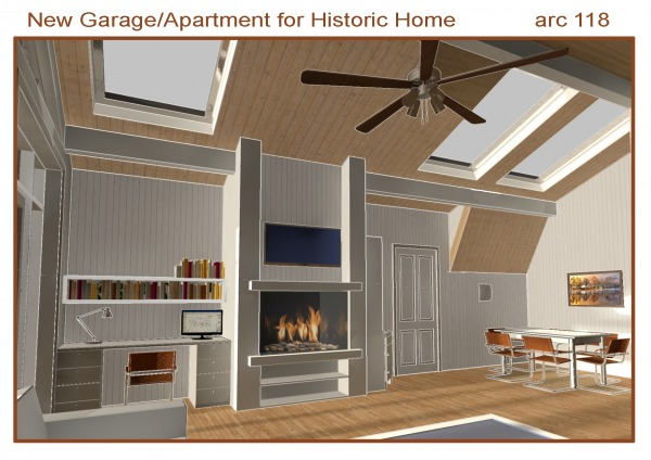 Image New Garage/Apartment f...