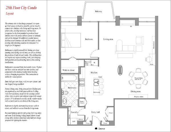 Image 25th Floor City Condo