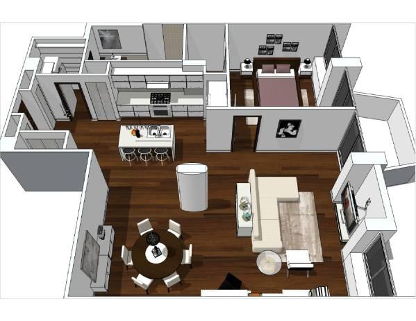 Image 25th Floor City Condo (2)
