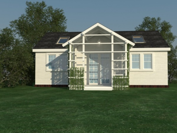 Image Garage Exterior Design... (1)