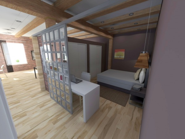 Image Boston Loft Interior (2)