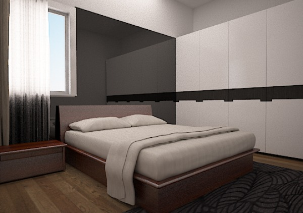 Image Bedroom #2 view