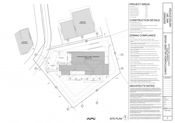 Image Sheet 1 - Site Plan