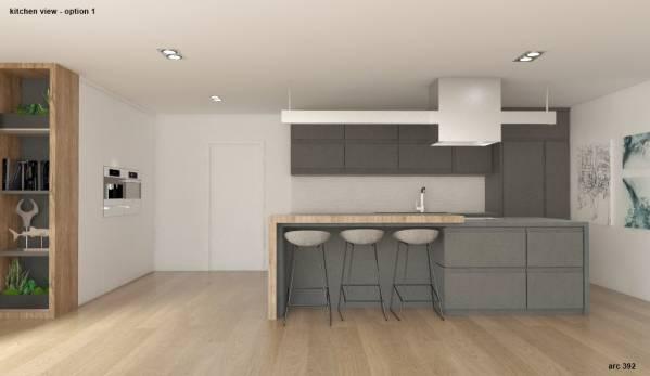 Image Kitchen option 1 - whi...
