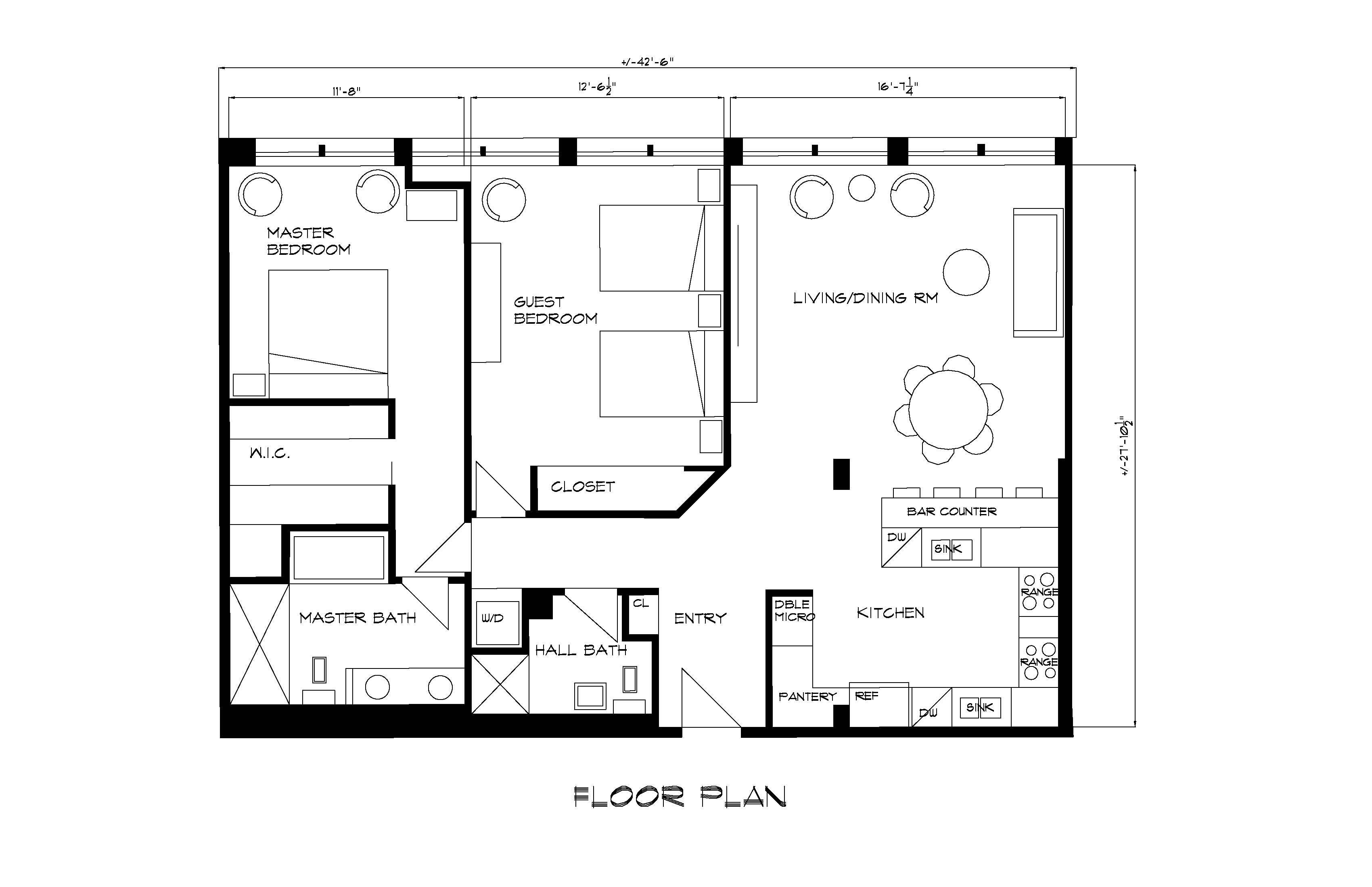 Viewdesignerproject projectfloor plans for Oceanfront floor plan