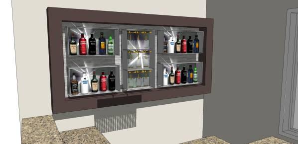 Image Home corner bar remodel (2)