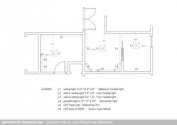 Disposition master thesis architektur lighting