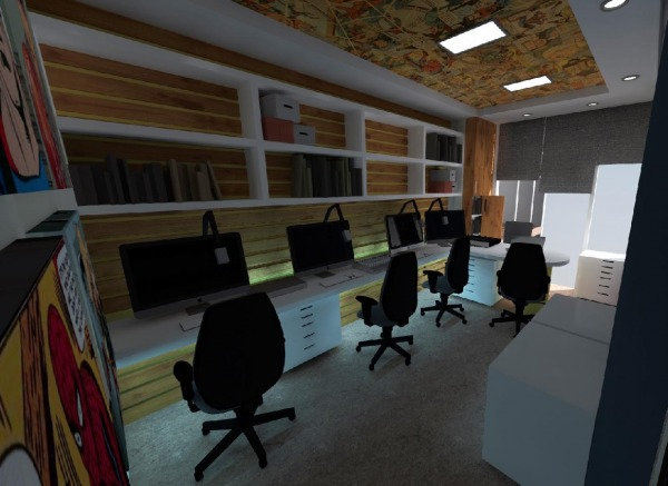 Image Podcasting Studio