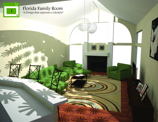Image Florida Family Room