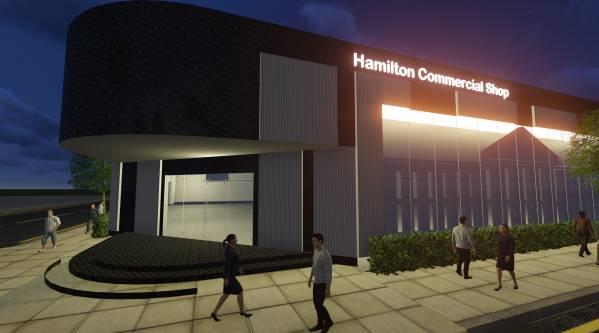 Image Old Hamilton Coles - R...