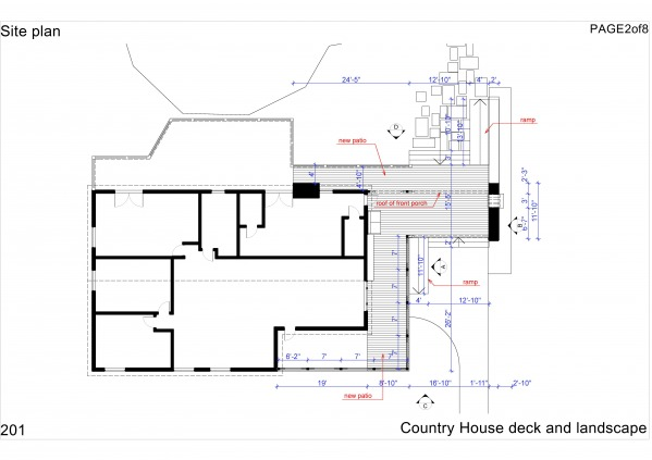 Image Country House deck and... (2)