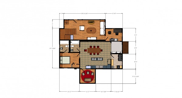 Image Floor Plan of the firs...