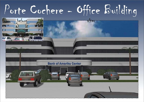 Image Porte Cochere - Office...