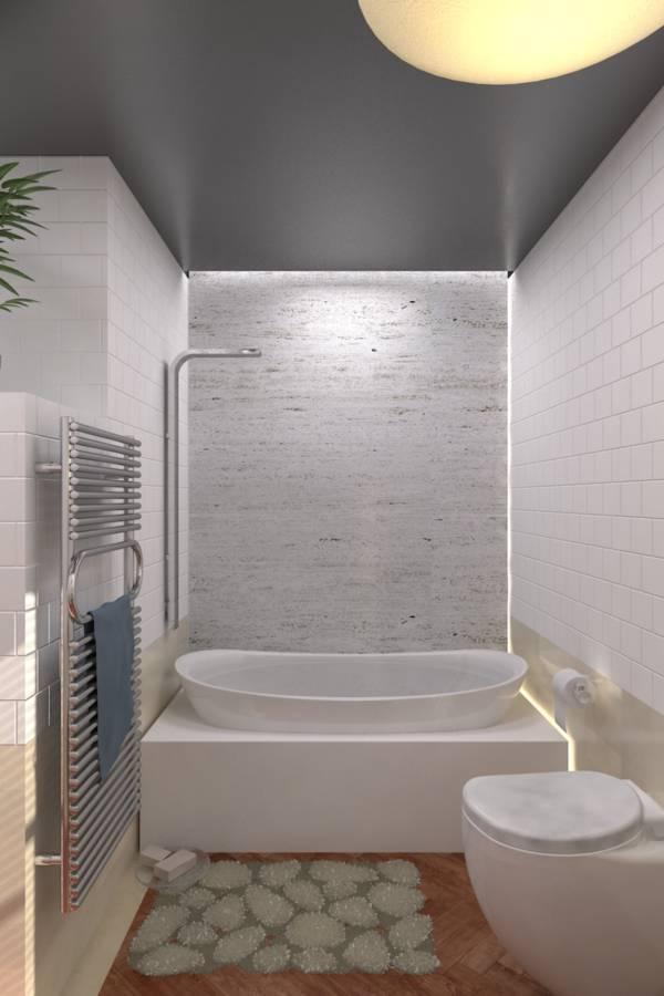 Image Powder Room & Main Bath (2)