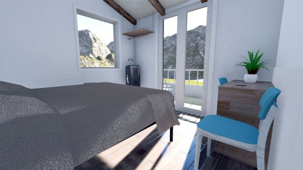 Image Bedroom/Loft 1