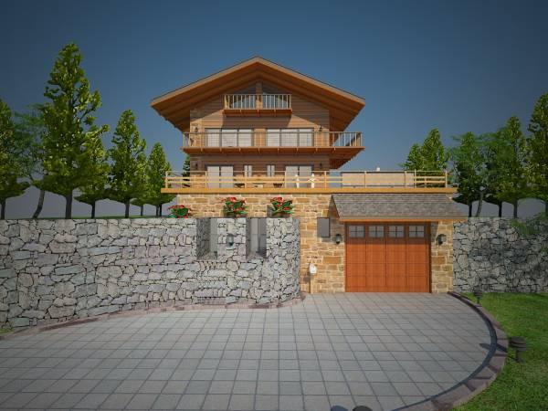 Image Chalet Exterior Design (1)