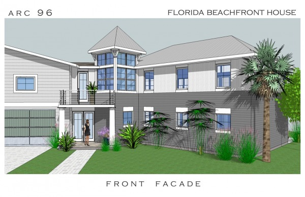 Image Beach House in Florida!