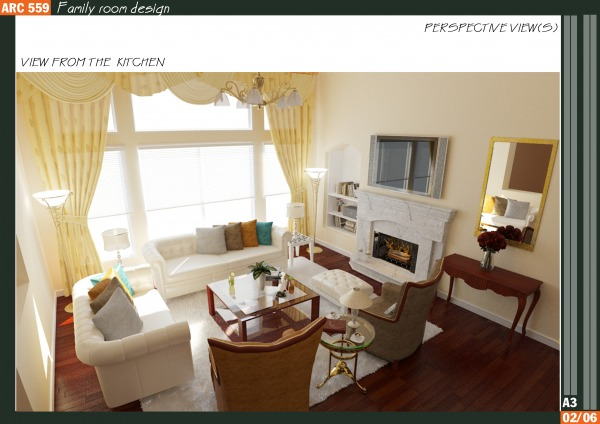 Image Family room design (1)