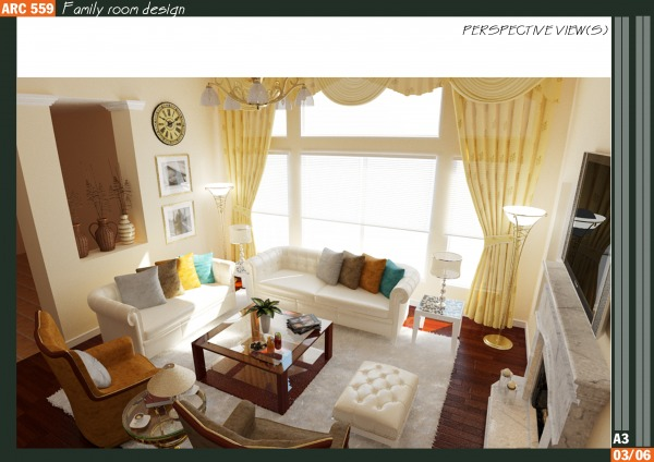 Image Family room design (2)