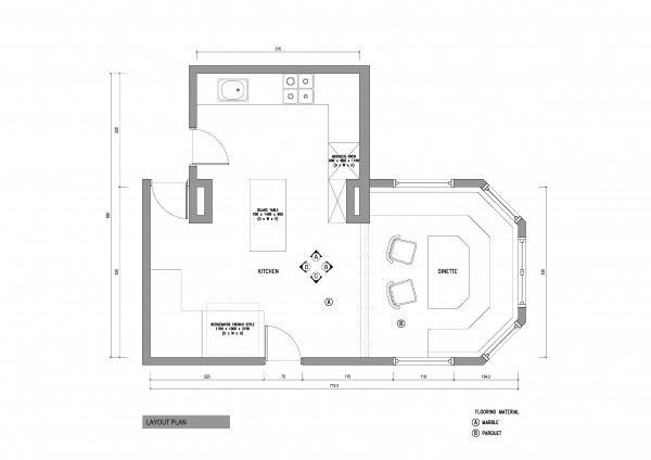 Image floor plan - note : I ...