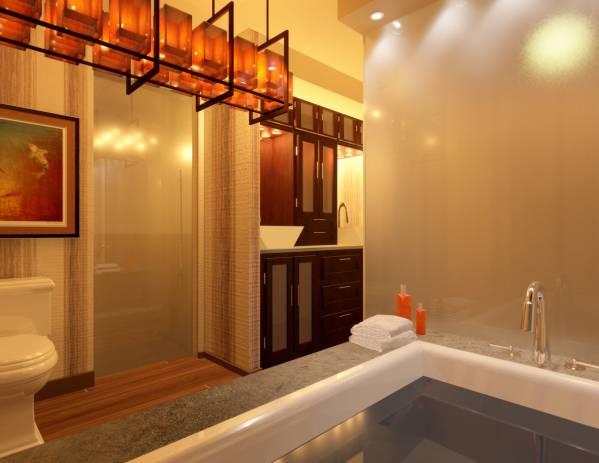 Image Zen Bathroom Design: R...
