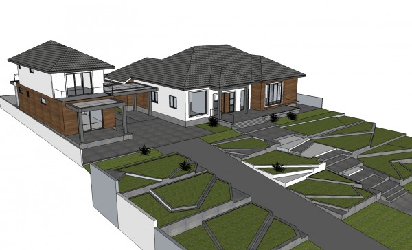 Image House design and lands... (2)