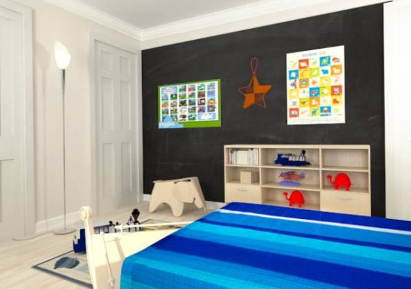 Image Kid's bedroom - new ch...