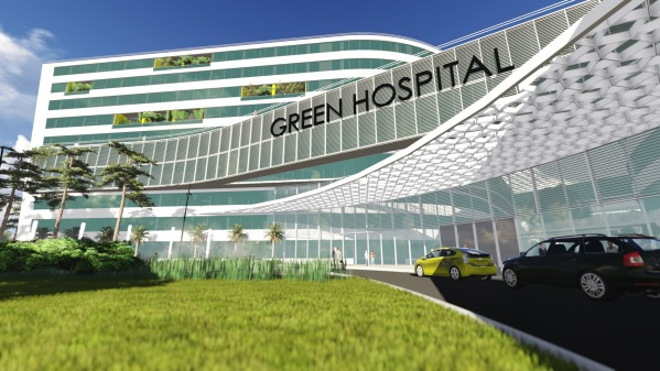 Image Green hospital