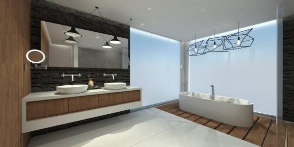 Image Master Bathroom for Mo...