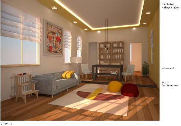 Image Living Room Interior D... (2)