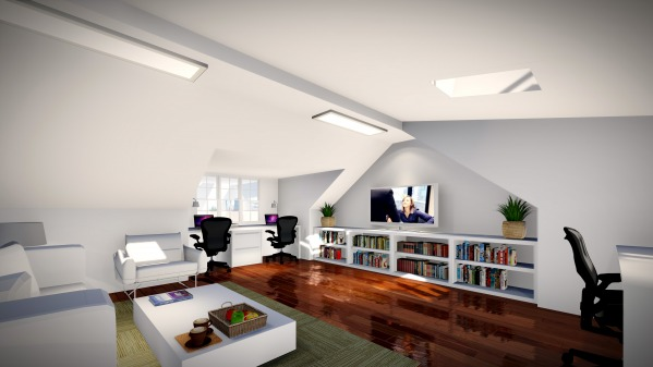 Image inspired attic flexibl...