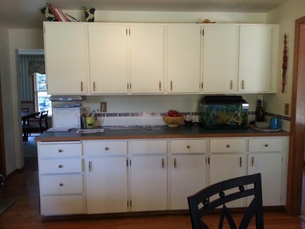 Image Kitchen nook -- storag...