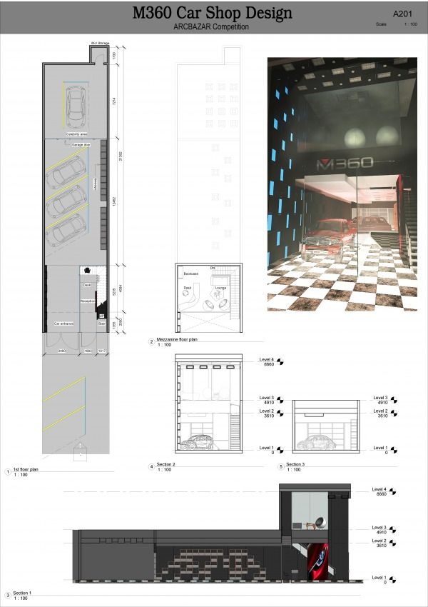 Image M360 Car Shop Design (1)