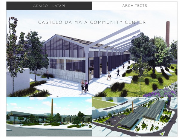 Image Castelo da Maia Commun...