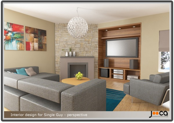 Option 2 - living-room...