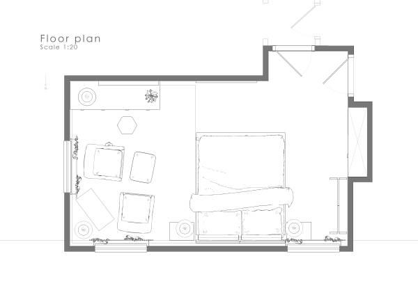 Image Floor plan envisages r...