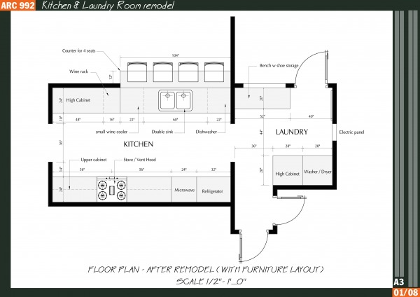 Image Kitchen & Laundry Room... (1)